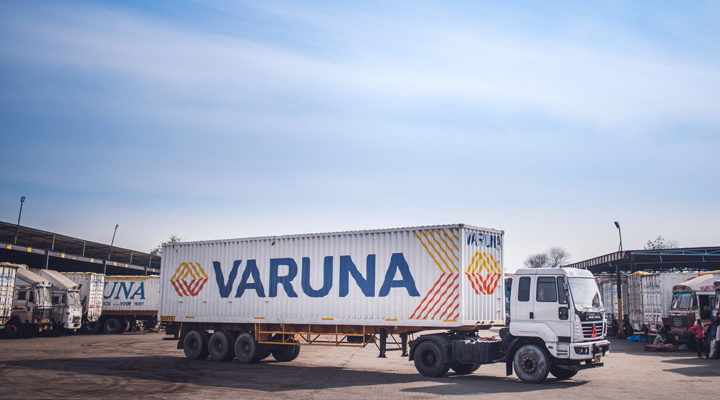 Logistics Services in Delhi - Varuna Integrated