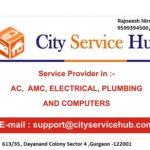 City Service hub.JPG