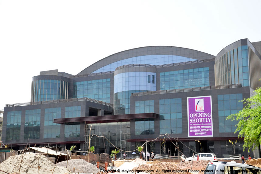 Grand Foyer Mall Gurgaon : Shopping malls in gurgaon stay