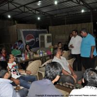 Mahipal Singh Addressing the DEG Members