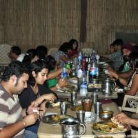 DEG Members Romancing the Food