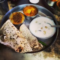 Thali at Panditji Ka Dhaba, Sadar, Gurgaon