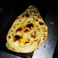 Butter Naan Ready to be Packed