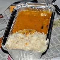 Kadhi Chawal - Rice Combo
