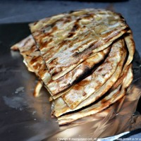 Fresh Rotis from the Tandoor