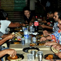 Happy Faces @ DEG Dhaba Event