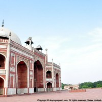 Fully Restored Humayun's Tomb