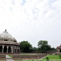 Isa Khan Niyazi's & Afsarwala tomb (Officer's tomb) Tomb