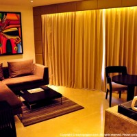 Sitting Area @ Deluxe Suite at Anya Hotel, Gurgaon