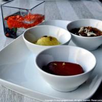 Indian Desserts Platter, Anya Hotels