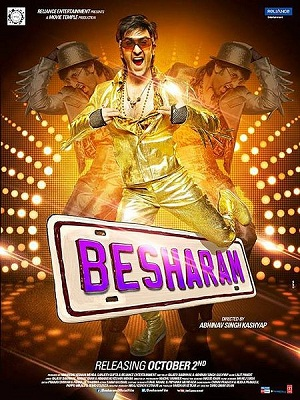 Besharam (2013) Movie Review,Besharam (2013) Film Review,Film Trailer,Star Cast
