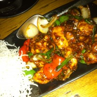 Cafe Bali Hai - Chicken with Basil & Five Spice