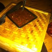 Cafe Bali Hai - Dim sum Basket with Black Bean Dip