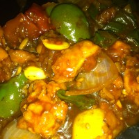 Cafe Bali Hai - Kung Pao Chicken
