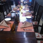 56 Ristorante Italiano, Gurgaon: Tables Laid Out