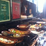 56 Ristorante Italiano, Gurgaon: The Buffet Spread