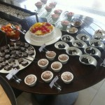 56 Ristorante Italiano, Gurgaon: The Dessert Buffet Spread
