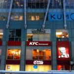 Kumon, Bella Madonna, KFC & Vaango Stores