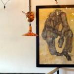 Avoidable Wall Art @ Fat Lulu's Cafe