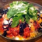Salad @ Fat Lulu's Cafe