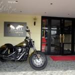 Harley Davidson @ Entrance