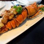 Seafood Thermidor