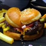 Classic Cheeseburger Slider - Holy Smoke