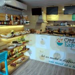 For Sale Counter @ Organic Express, DLF Phase II, Gurgaon