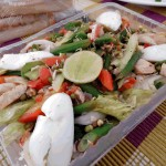 Chef's Special Salad at Organic Express, DLF Phase 2, Gurgaon