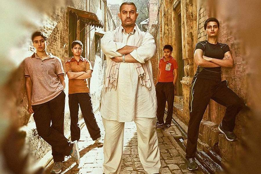 Dangal Movie Magic