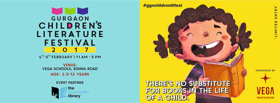Gurgaon Children's Literature Festival 2017