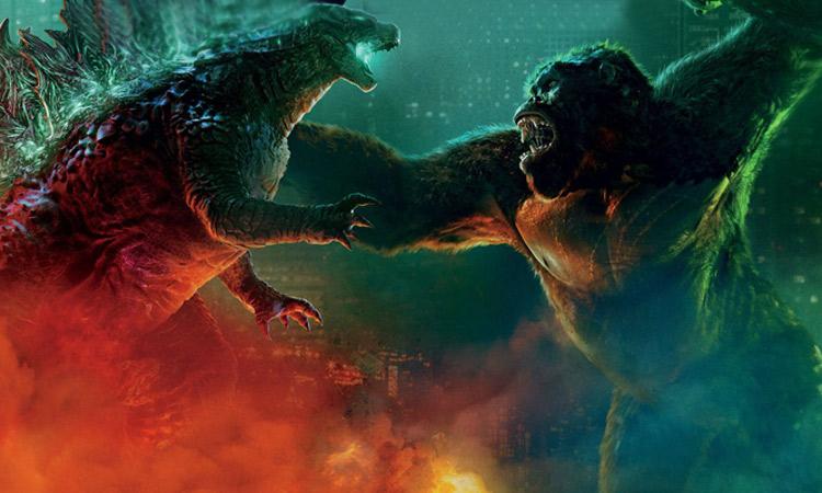 Movie Review: Godzilla Vs Kong (English)