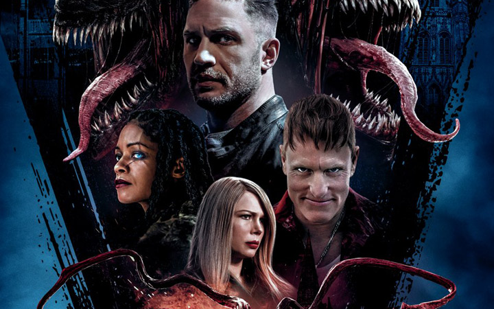 Movie Review Venom - Let There Be Carnage (English)